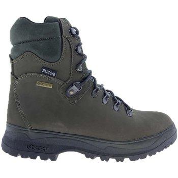 Sapatos Homem Sapatos de caminhada Bestard Botas  Canada II Verde