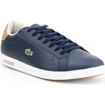Sapatos Homem Sapatilhas Lacoste Graduate LCR3 118 1 SPM 7-35SPM00134C1 granatowy, brown