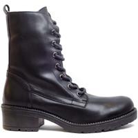 Sapatos Mulher Botins Zap-In TRON LOW Preto