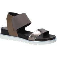 Sapatos Mulher Sandálias Mally 5785 Cinzento