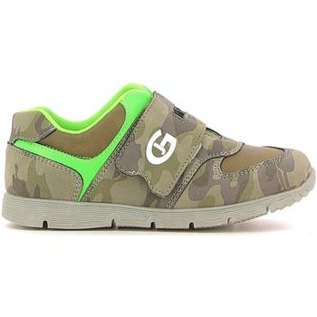 Sapatos Criança Sapatilhas Grunland PP0157 Verde