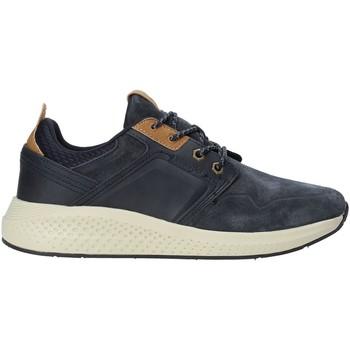 Sapatos Homem Sapatilhas Wrangler WM92140A Azul