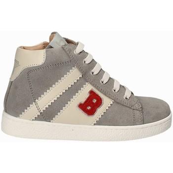 Sapatos Criança Sapatilhas de cano-alto Balducci RIMM301 Cinzento