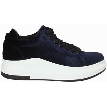 Sapatos Mulher Sapatilhas Exé Shoes F17006688206 Azul