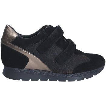 Sapatos Mulher Sapatilhas Keys 7079 Preto