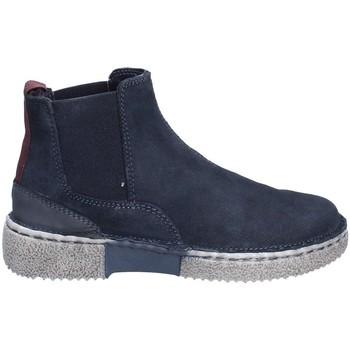 Sapatos Criança Botas baixas Grunland PO1398 Azul