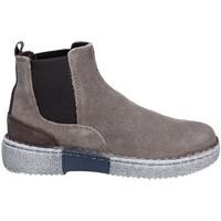 Sapatos Criança Botas baixas Grunland PO1398 Cinzento