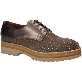 Sapatos Mulher Sapatos NeroGiardini A806560D Castanho