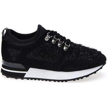 Sapatos Mulher Sapatilhas Apepazza FNY03 Preto