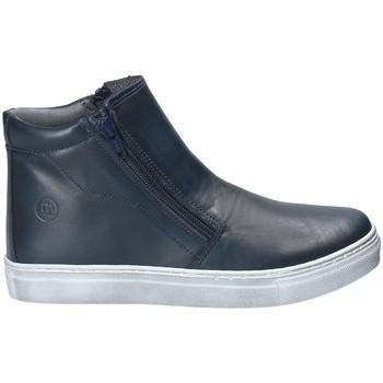 Sapatos Rapaz Botas baixas Melania ME6632F8I.B Azul