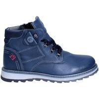 Sapatos Rapaz Botas baixas Melania ME6029F8I.B Azul