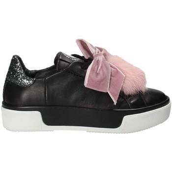 Sapatos Mulher Sapatilhas Janet Sport 42730 Preto