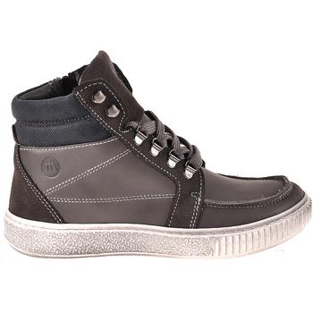 Sapatos Criança Sapatilhas de cano-alto Melania ME6608F8I.C Cinzento