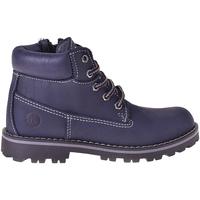Sapatos Criança Botas baixas Melania ME2629D8I.B Azul