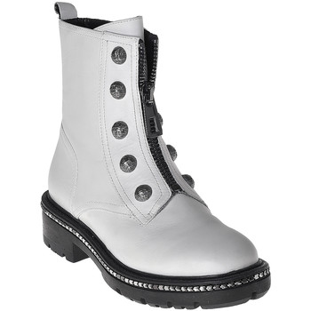 Sapatos Mulher Botas baixas Elvio Zanon I6507G Branco