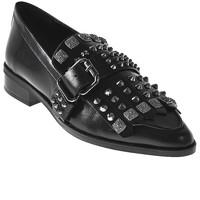 Sapatos Mulher Mocassins Elvio Zanon I7704G Preto