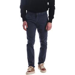 Textil Homem Chinos Automatic PAU22172 Azul