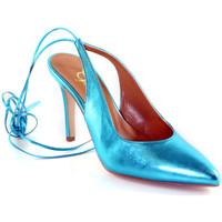 Sapatos Mulher Escarpim Grace Shoes 038138 Azul
