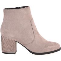 Sapatos Mulher Botins Gattinoni PINVK0763W Bege