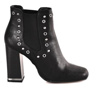 Sapatos Mulher Botins Gattinoni PINDL0774W Preto