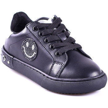 Sapatos Rapaz Sapatilhas Holalà HS0033L0002J Preto