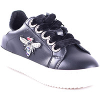 Sapatos Rapariga Sapatilhas Joli JS0027L0002J Preto