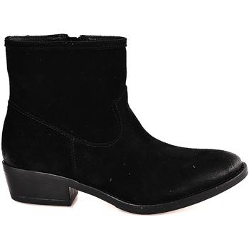 Sapatos Mulher Botins Mally 5340 Preto