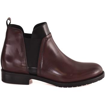 Sapatos Mulher Botins Mally 5948 Vermelho