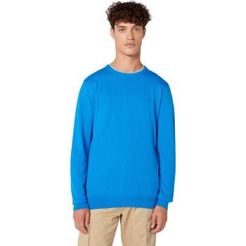 Textil Homem camisolas Wrangler W8A0PDXKL Azul