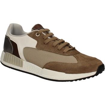 Sapatos Homem Sapatilhas Keys 3061 Castanho