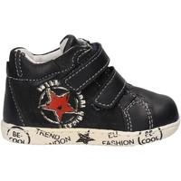 Sapatos Rapaz Botas baixas Melania ME0123A7I.B Azul
