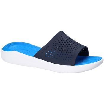 Sapatos Homem chinelos Crocs 205183 Azul