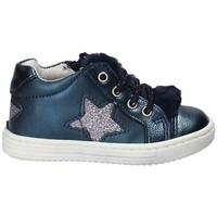 Sapatos Criança Sapatilhas Melania ME1239B8I.A Azul