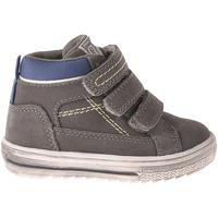 Sapatos Criança Sapatilhas de cano-alto Grunland PP0353 Cinzento