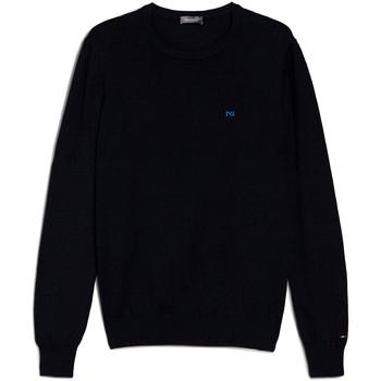 Textil Homem camisolas NeroGiardini E074580U Azul