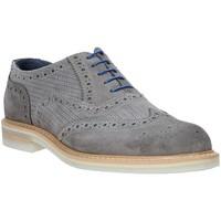 Sapatos Homem Richelieu Rogers 9511A Cinzento