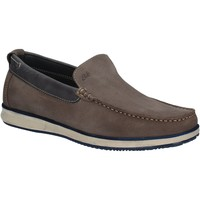 Sapatos Homem Mocassins Braking 5966 Cinzento