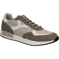 Sapatos Homem Sapatilhas Keys 3063 Cinzento