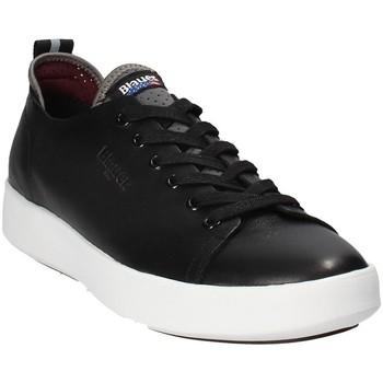 Sapatos Homem Sapatilhas Blauer 8SAUSTINXL01/LEA Preto