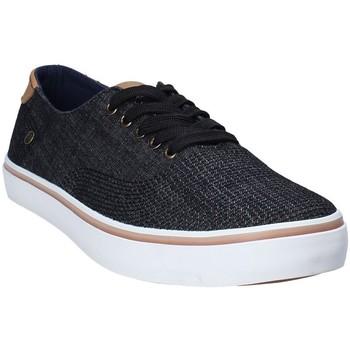 Sapatos Homem Sapatilhas Wrangler WM181012 Preto