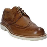 Sapatos Homem Sapatos Exton 9190 Castanho