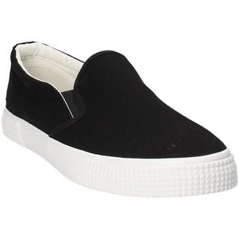 Sapatos Homem Slip on Gas GAM810165 Preto