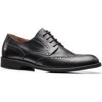Sapatos Homem Sapatos Stonefly 110769 Preto