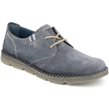 Sapatos Homem Sapatos Grunland SC4527 Azul