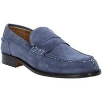 Sapatos Homem Mocassins Rogers 652 Azul