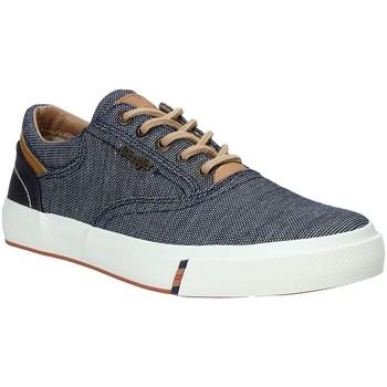 Sapatos Homem Sapatilhas Wrangler WM91120A Azul