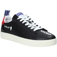Sapatos Homem Sapatilhas Gas GAM914022 Preto