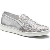 Sapatos Mulher Slip on Keys 5051 Prata