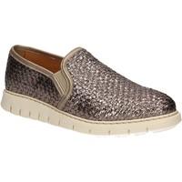Sapatos Mulher Slip on Maritan G 160760 Prata