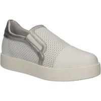 Sapatos Mulher Slip on Exton 1903 Branco